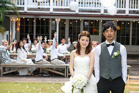 理由3:ゲスト様の会費も8000円~20000円とリーズナブル